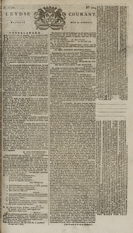 Leydse Courant 1790-08-30