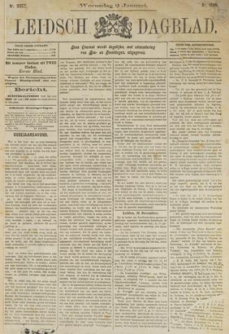 Leidsch Dagblad 1889