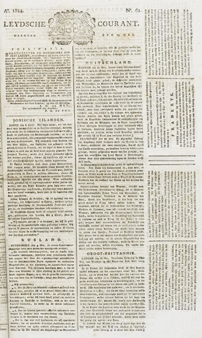 Leydse Courant 1824-05-24
