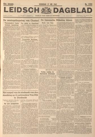 Leidsch Dagblad 1942-05-27