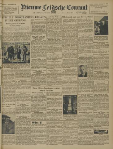 Nieuwe Leidsche Courant 1947-11-05