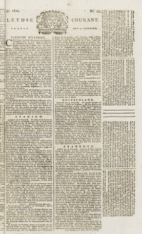 Leydse Courant 1822-02-22
