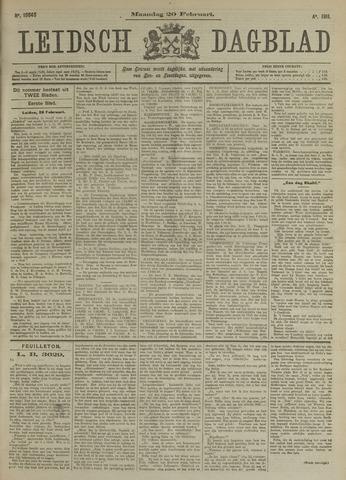 Leidsch Dagblad 1911-02-20