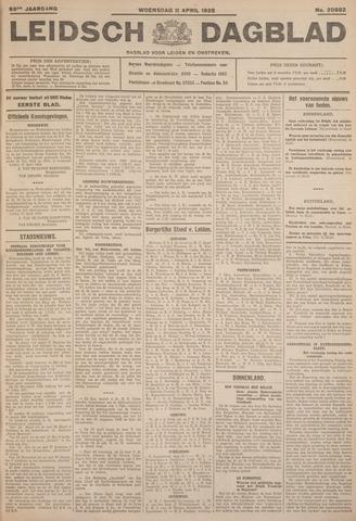 Leidsch Dagblad 1928-04-11
