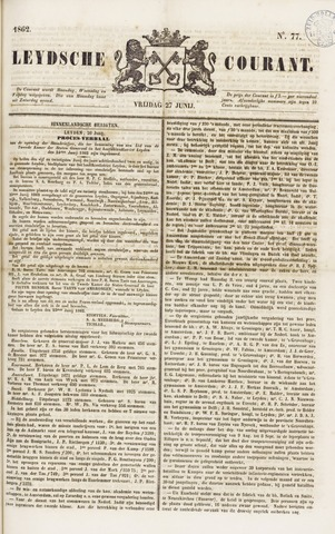 Leydse Courant 1862-06-27