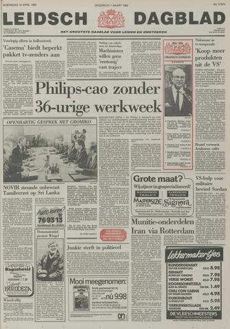 Leidsch Dagblad 1985-04-10
