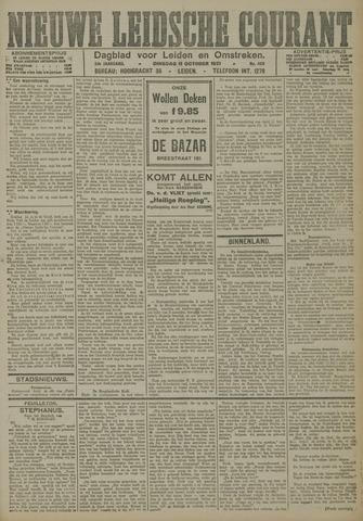 Nieuwe Leidsche Courant 1921-10-11
