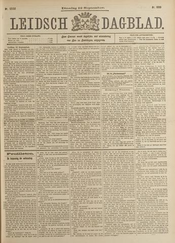 Leidsch Dagblad 1899-09-12