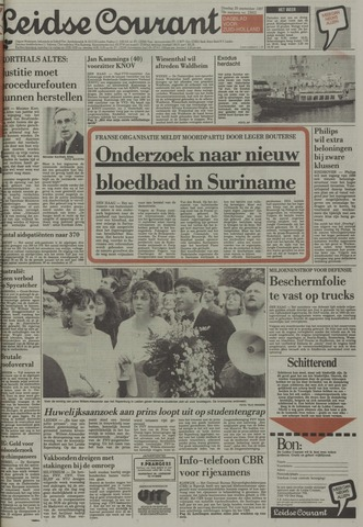 Leidse Courant 1987-09-29