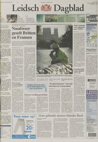 Leidsch Dagblad 2000-11-06