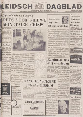 Leidsch Dagblad 1968-11-16