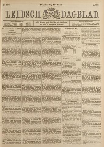 Leidsch Dagblad 1899-06-15