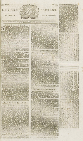 Leydse Courant 1822-01-23