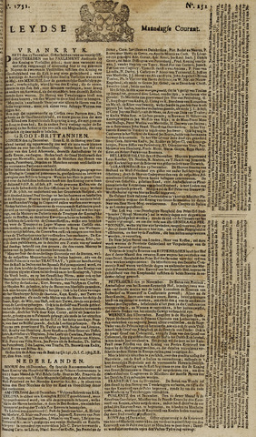 Leydse Courant 1751-12-20