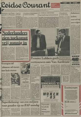 Leidse Courant 1985-02-28