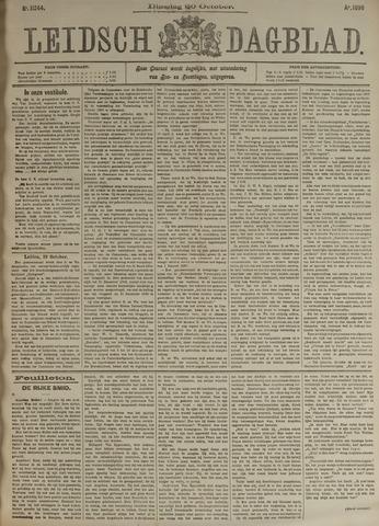Leidsch Dagblad 1896-10-20