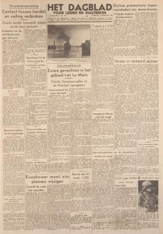 Dagblad voor Leiden en Omstreken 1944-08-12