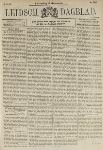 Leidsch Dagblad 1892