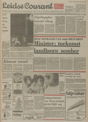 Leidse Courant 1974-11-01