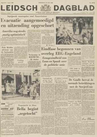 Leidsch Dagblad 1962-07-25