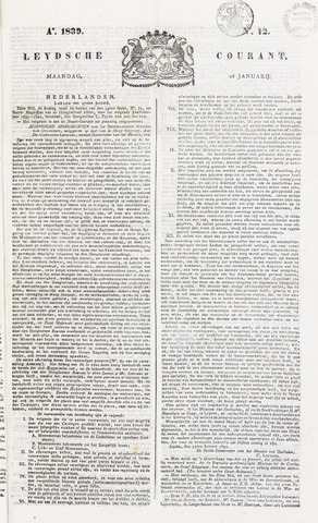 Leydse Courant 1839-01-28