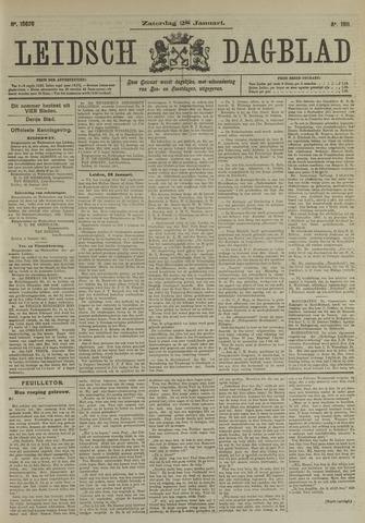Leidsch Dagblad 1911-01-28