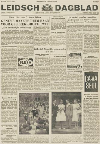 Leidsch Dagblad 1959-08-06