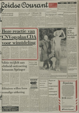 Leidse Courant 1985-01-24