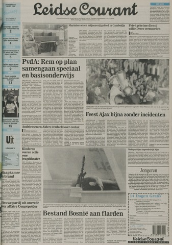 Leidse Courant 1992-05-14