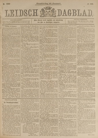 Leidsch Dagblad 1902-01-16