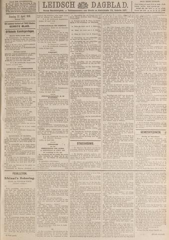 Leidsch Dagblad 1919-04-22