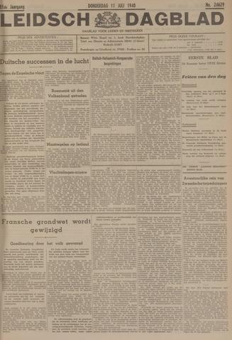 Leidsch Dagblad 1940-07-11