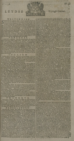 Leydse Courant 1736-03-23