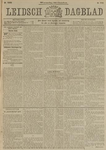 Leidsch Dagblad 1902-10-29