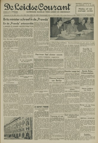 Leidse Courant 1951-08-01