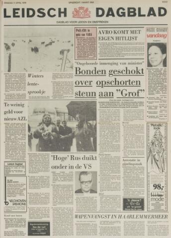 Leidsch Dagblad 1978-04-11
