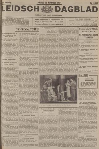 Leidsch Dagblad 1937-11-23