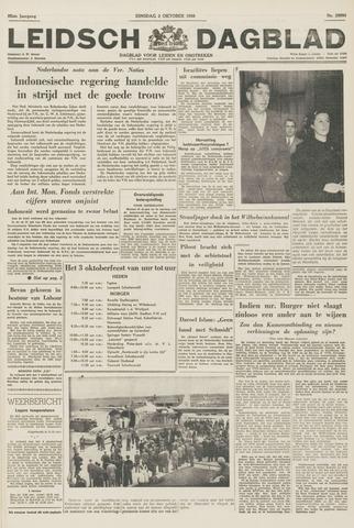Leidsch Dagblad 1956-10-02