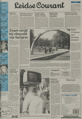Leidse Courant 1992-06-20