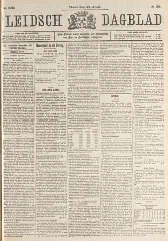 Leidsch Dagblad 1915-06-21