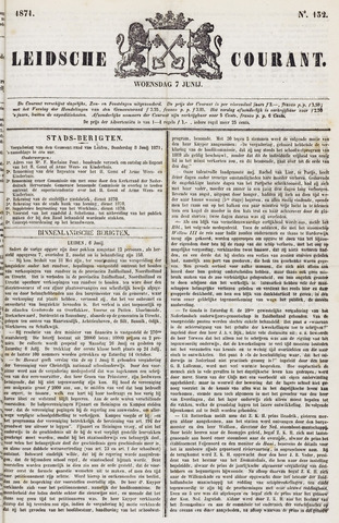 Leydse Courant 1871-06-07