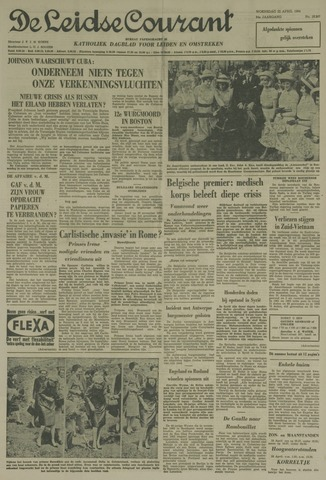 Leidse Courant 1964-04-22