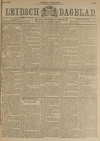 Leidsch Dagblad 1901-01-04