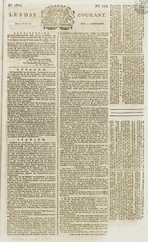 Leydse Courant 1822-11-04