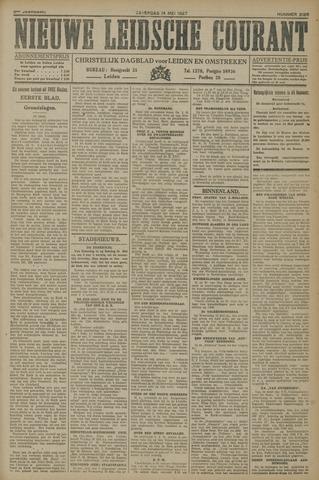 Nieuwe Leidsche Courant 1927-05-14