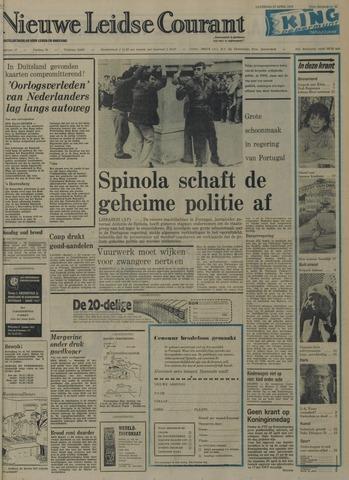 Nieuwe Leidsche Courant 1974-04-27