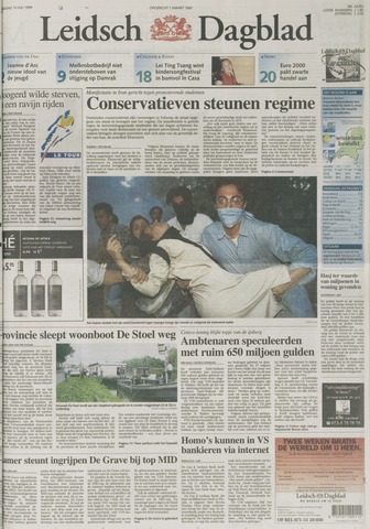 Leidsch Dagblad 1999-07-14