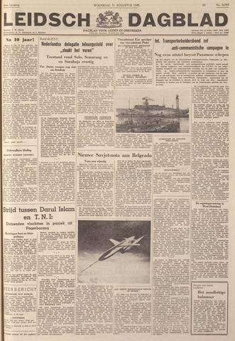 Leidsch Dagblad 1949-08-31