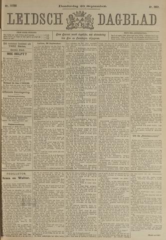Leidsch Dagblad 1907-09-26