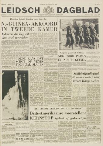 Leidsch Dagblad 1962-08-28